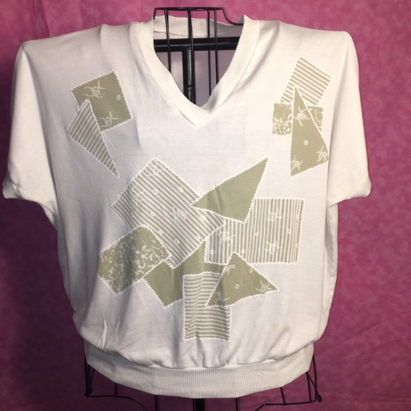 Size XL Nice Casual White Blouse!